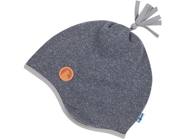 Finkid Tipu Cappello in maglia Bambino, grigio